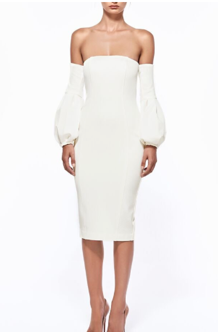 Misha Collection Merena Bandage Dress