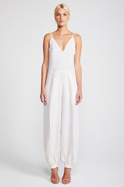 Dawn Tailored Harem Jumpsuit