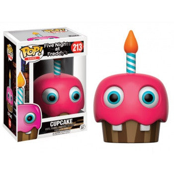 Funko POP! Games Five Nights At Freddy's - Cupcake Vinyl Figure