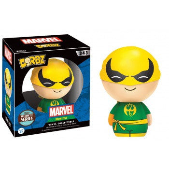 Funko Dorbz Speciality Series - Marvel Iron Fist Vinyl Figure 8cm Exclusive one-run-edition!