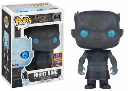 Game of Thrones POP! Television Vinyl Figure Night King Summer Convention Exclusive 9 cm