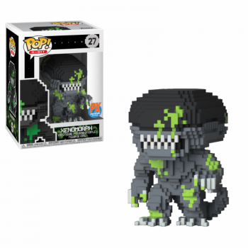 Funko 8-Bit POP! Alien Blood Splatter