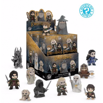 Funko Mystery Minis - Lord of the Rings/Hobbit (Full case)