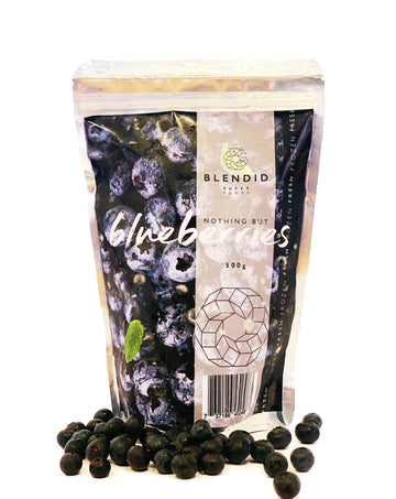 Frozen Blueberries - 500g