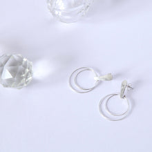 Wiggle Hoop Earrings