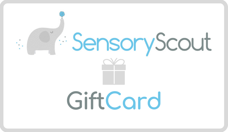 Sensory Scout Gift Card