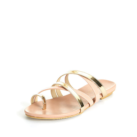 c516bee6f2b Gladys Criss-Cross Sandals – Heatwave Shoes