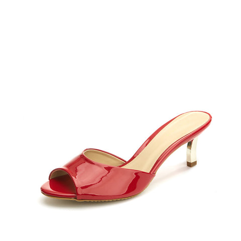 da9aee7fff70 Sold Out. Barbara Open Toe Sandals