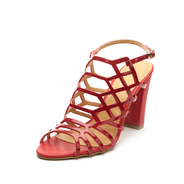 f1110c0c58b9 Imogen Caged Sandals – Heatwave Shoes