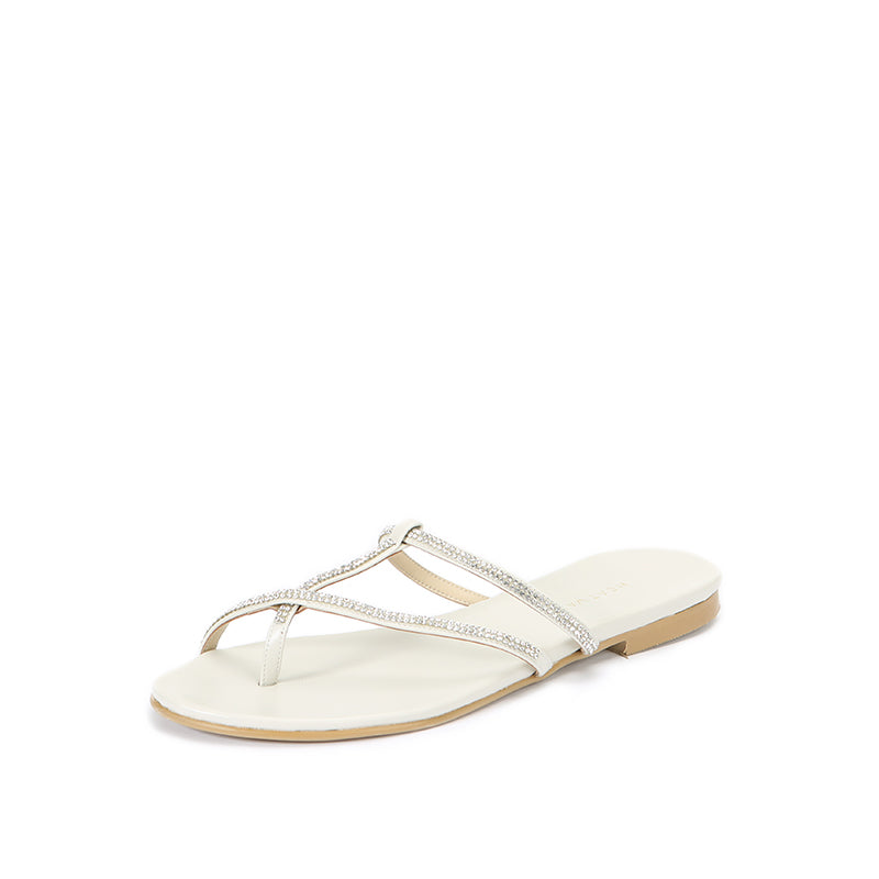 Zuri Embellished Sandals
