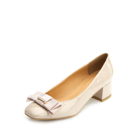 Portia Block Pumps