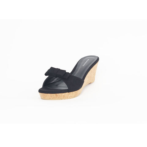 Valarie Cork Wedges