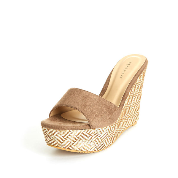 Gabby Weaved Wedges