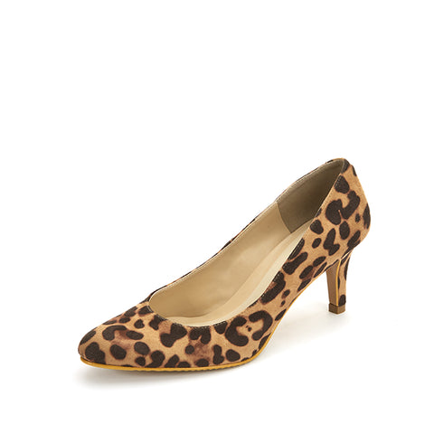 Daphne Almond Toe Pump