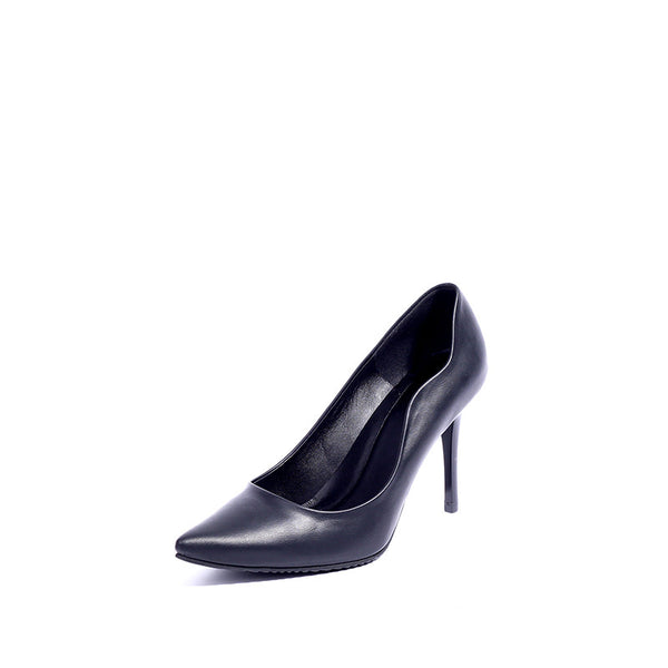 Pointed Toe Pump-Black-5