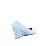 Round Toe Wedges