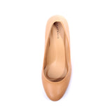 Block Heel Pumps
