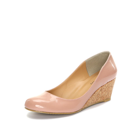 Macey Cork Wedges