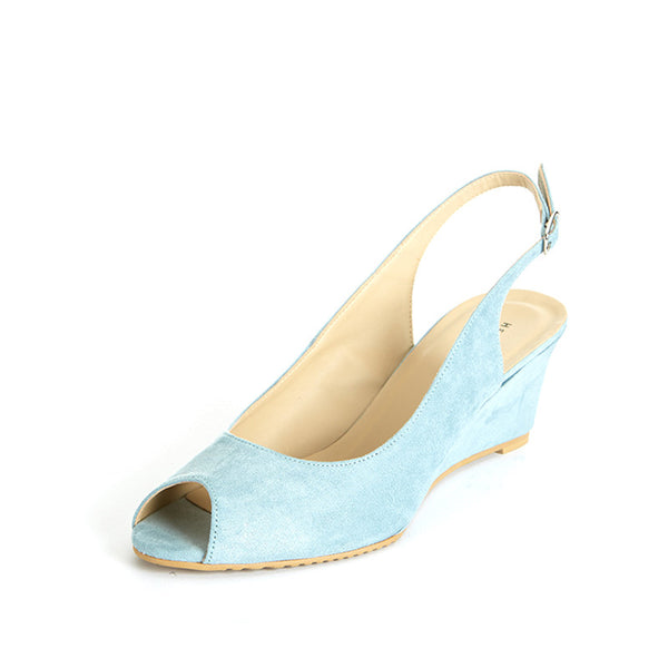 Abby Slingback Wedges