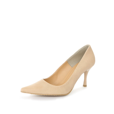Ally Textured Pumps