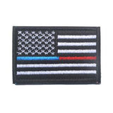 American Flag Embroidery Patch