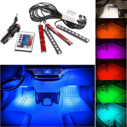 Car Interior Light with Remote Control