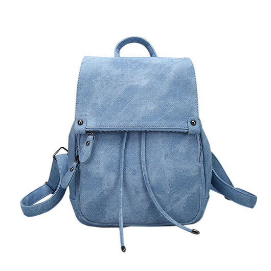PU Leather School Bags