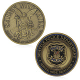 Seattle Police Department Challenge Coin
