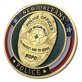 New Orleans Police Department Challenge Coin