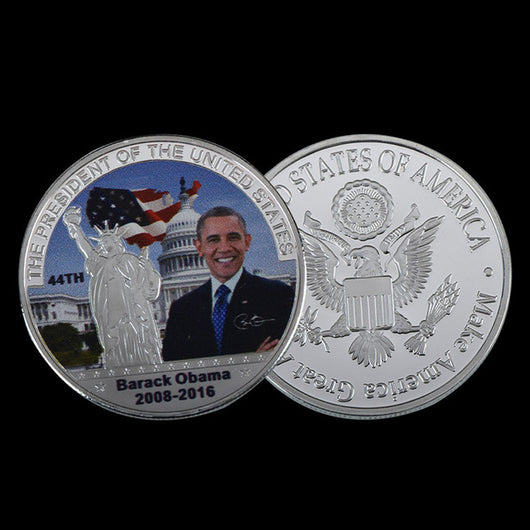 Obama Challenge Coin
