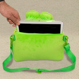 Rear of Kids iPad and tablet holder