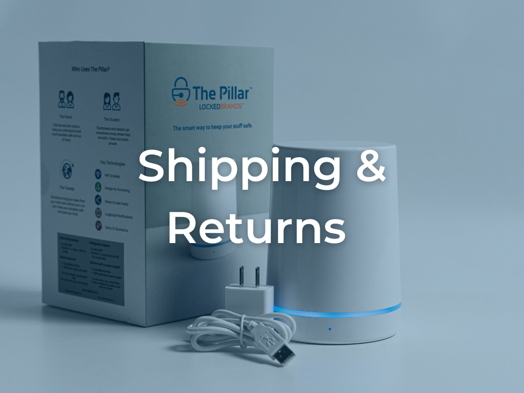 shipping and returns