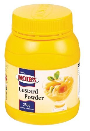 Moirs Custard Powder - 250g