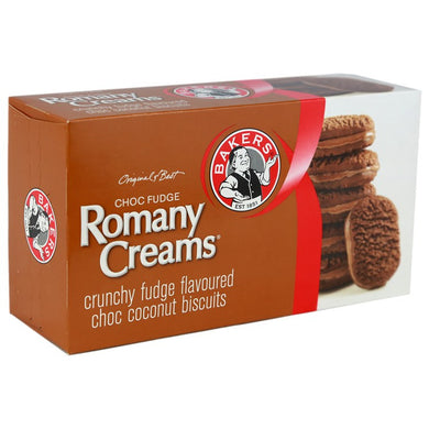 Bakers Romany Creams Choc  - 200g