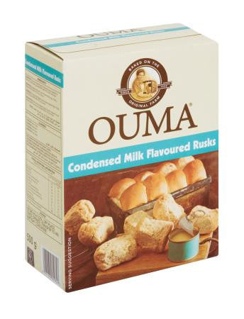 Ouma Rusks Condensed Milk - 500g