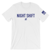 Night Shift AF - Within Regs - Unisex Tee