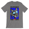 Support The Cool Cops - GSD- Unisex Tee