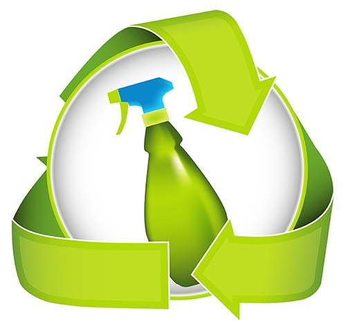 Eco Cleaning and why you shouldn't use chemicals to clean your home