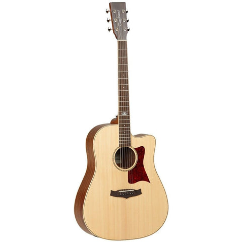 TANGLEWOOD ELECTRO ACOUSTIC DREADNOUGHT GUITAR MODEL TW 115 SS CE
