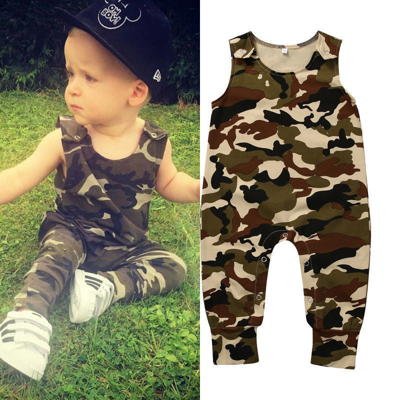 9066847970a2 Camouflage Romper Camouflage Romper ...