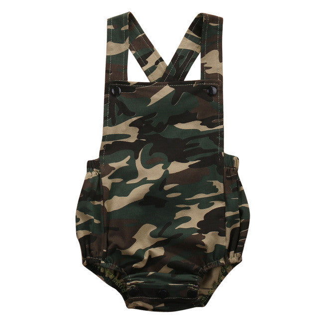 ab3c7a49e3f5 Camouflage Playsuit – ELBY