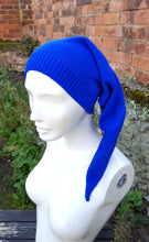 Legend of Zelda Inspired Blue Elf Hat, Cosplay, LARP, One Size Fits All