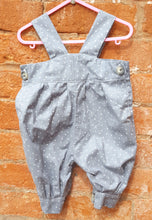 soft cotton dungarees