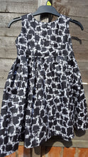 girls rockabilly styled dress