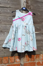 girls polycotton dress