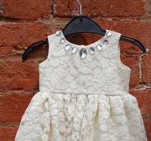 jeweled neckline