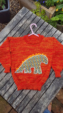 childs twiddle jumper
