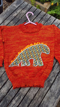 applique dinosaur