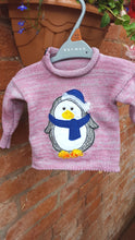 cotton jumper with applique
