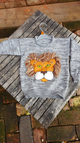 rory lion jumper